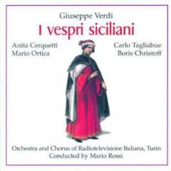 Verdi, G. - Sizilianische Vesper