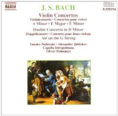Bach, J.S. - Violin Concertos Double C