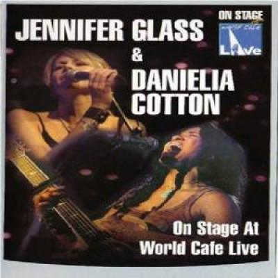 Jennifer Glass - On Stage at World Cafe Live