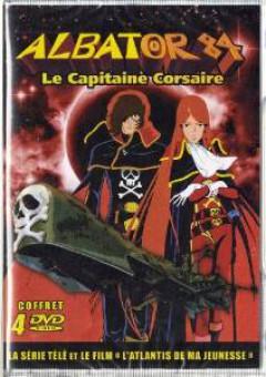 Animation - Albator 84  Captaine Cors