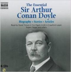 Audiobook - Essential Sir Arthur Cona