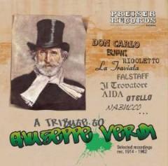 Verdi, G. - A Tribute Verdi