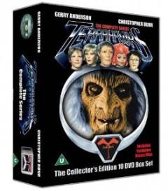 Tv Series - Terrahawks Complete Box