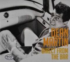 Martin, Dean - Direct From The Bar  5 Cd