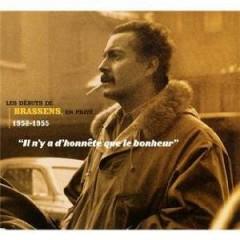 Brassens, Georges - Il N'y A D'honnete Que..