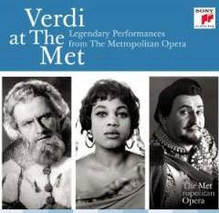 Verdi, G. - Verdi At The Met