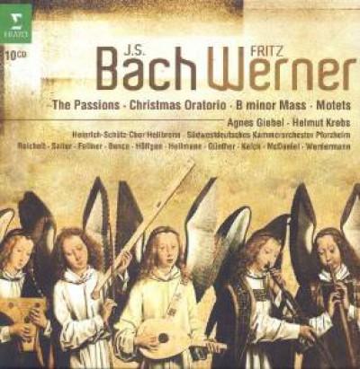 Bach, J.S. - Oratorios & Motets