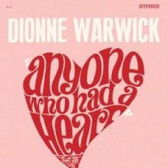 Warwick, Dionne - Anyone Who..  Jap Card
