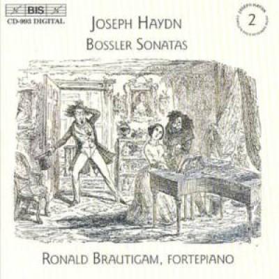 Haydn, J. - Bossler Sonatas 2