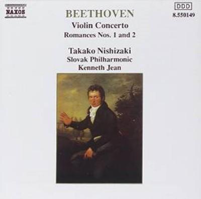 Beethoven, L. Van - Violin Concerto Romances