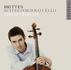 Britten, B. - Cellosuiten 1 3