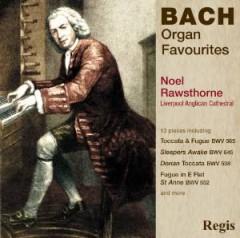 Bach, J.S. - Organ Favourites