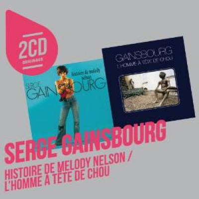 Gainsbourg, Serge - 2 Cd Originaux