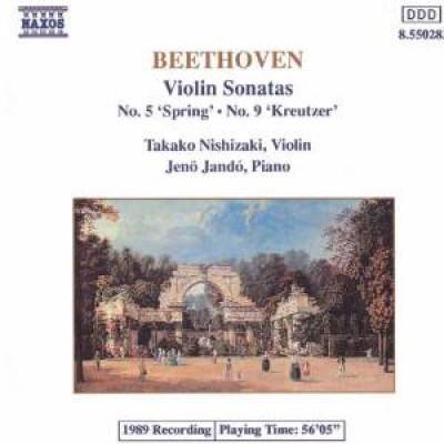 Beethoven, L. Van - Violin Sonatas No.5 & 9