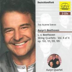 Beethoven, L. Van - String Quartets Vol.4