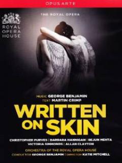 Britten, B. - Written On Skin