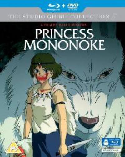 Animation - Princess Mononoke