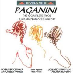 Paganini, N. - Saemtl.Trios F.Streicher
