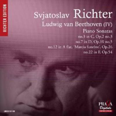Beethoven, L. Van - Sonates Pour Piano 3/7/12