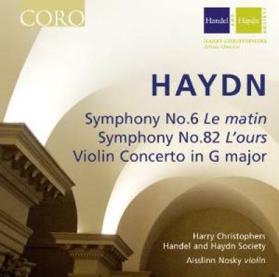 Haydn, J. - Sinfonien 6 & 82/Violinko