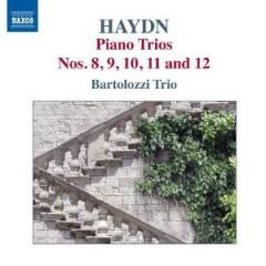 Haydn, J. - KLAVIERTRIOS VOL.4 NR.8-1