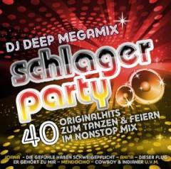 V/A - Dj Deep Megamix Schlagerp
