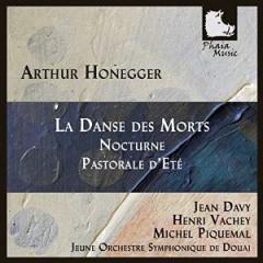 Honegger, A. - LA DANSE DES MORTS/NOCTUR