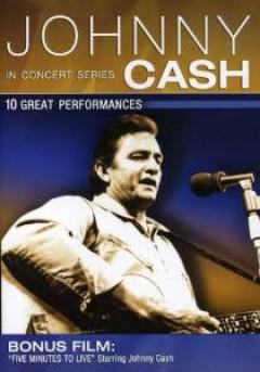 Cash, Johnny - In Concert