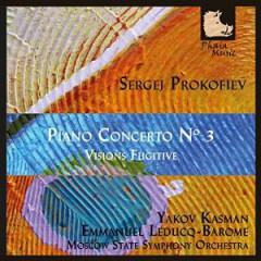 Prokofieff, S. - KLAVIERKONZERT 3 OP.26/+