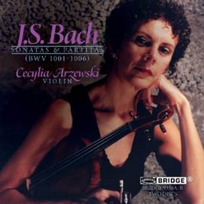 Bach, J.S. - Sonatas And Partitas For