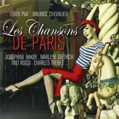 V/A - Les Chansons De Paris