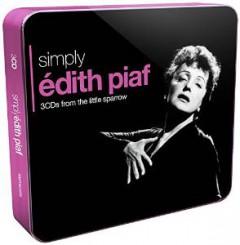 Piaf, Edith - Simply Edith Piaf