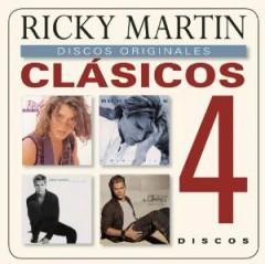 Martin, Ricky - Clasicos