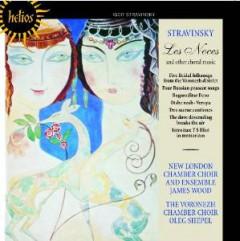 Stravinsky, I. - Les Noces & Other Choral