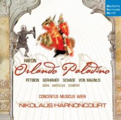 Haydn, J. - Orlando Paladino