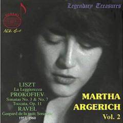 Argerich, Martha - Legendary Treasures