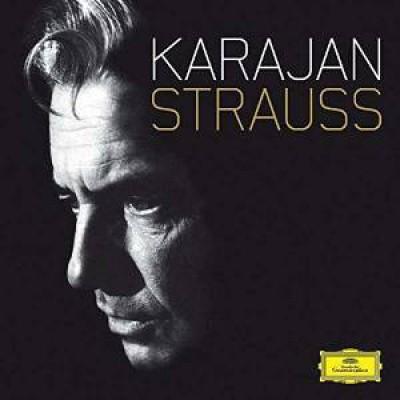 Karajan, Herbrt Von - Strauss..  Cd+Blry
