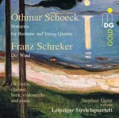 Schoeck & Schreker - Notturno Op.47/Der Wind