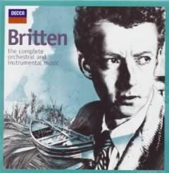 Britten, B. - Britten Edition Instrumen