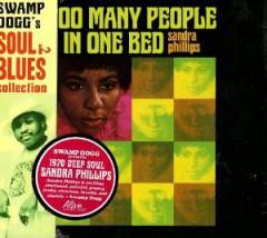Phillips, Sandra - Too Many..  Reissue