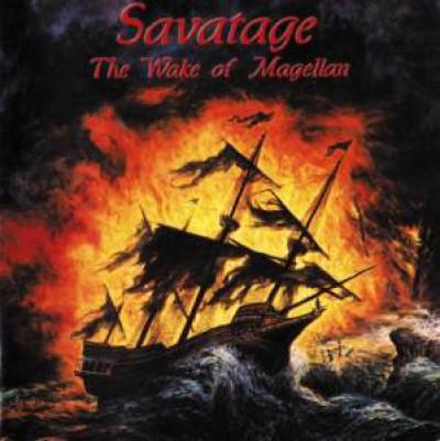 Savatage - Wake Of Magellan