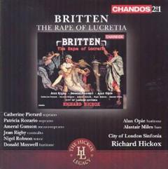 Britten, B. - Rape Of Lucretia Op.37
