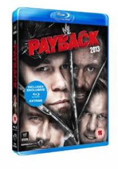 Sports - Wwe   Payback 2013