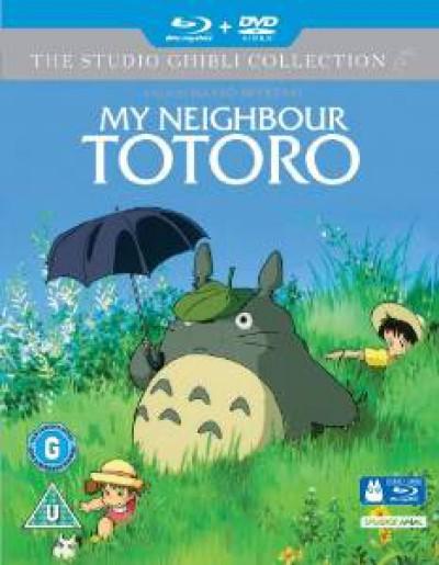 Animation - My Neighbour Totoro