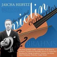 Beethoven/Mendelssohn/Bra - Jascha Heifetz: The..