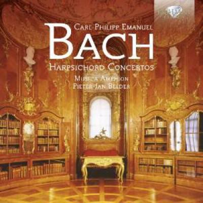 Bach, J.S. - Harpsichord Concertos