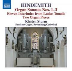 Hindemith, P. - Organ Sonatas 1 3