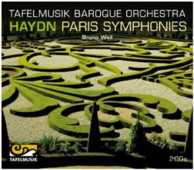 Haydn, J. - Pariser Sinfonien 82 87