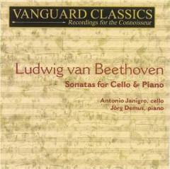 Beethoven, L. Van - Complete Cello Sonatas