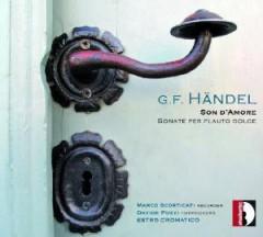 Handel, G.F. - Son D'amore/Sonate Per Fl